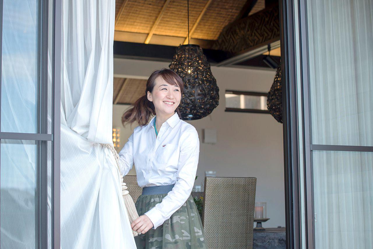 田村 京子さんの写真